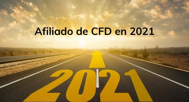 Afiliado de CFD en 2021